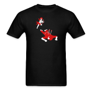 T-Shirts ~ Men's T-Shirt ~ Cupid Kills [cupid]