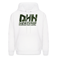 Hoodies ~ Men's Hooded Sweatshirt ~ DHH 3.0 Cameo (Limited Edition)