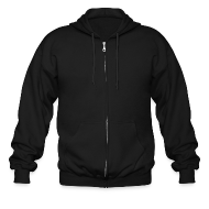Zip Hoodies & Jackets ~ Men's Zipper Hoodie ~ Article 14439166