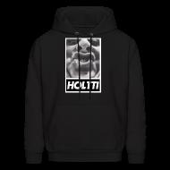 Hoodies ~ Men's Hooded Sweatshirt ~ HOLTTI HOODIE