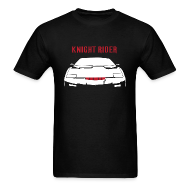 T-Shirts ~ Men's T-Shirt ~ SKYF-01-035 KnightRider lightreflect