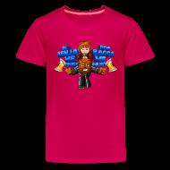 Kids' Shirts ~ Kid's Premium T-Shirt ~ BaccaBenja Kids T-Shirt