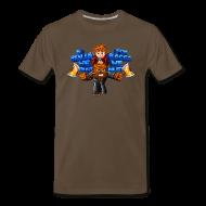 T-Shirts ~ Men's Premium T-Shirt ~ BaccaBenja T-Shirt (M)