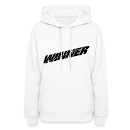 Hoodies ~ Women's Hooded Sweatshirt ~ YG WINNER - Black