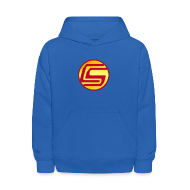 Sweatshirts ~ Kids' Hooded Sweatshirt ~ CS Logo