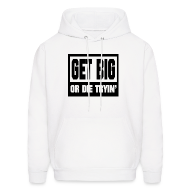 Hoodies ~ Men's Hooded Sweatshirt ~ Article 14687688