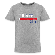 Kids' Shirts ~ Kid's Premium T-Shirt ~ Hillary For President 2016 Kids Campaign T-shirt