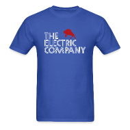 T-Shirts ~ Men's T-Shirt ~ The Electric Company