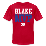 T-Shirts ~ Men's T-Shirt by American Apparel ~ BLAKE for MVP
