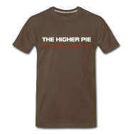 T-Shirts ~ Men's Premium T-Shirt ~ Official Higher Pie T-shirt (Editable!)