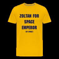 Zoltan - Space Emperor ~ 1850