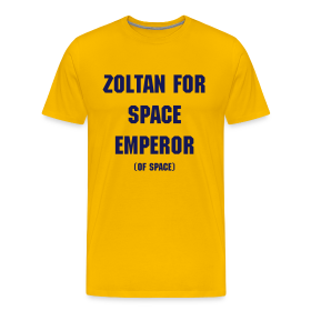 Zoltan - Space Emperor ~ 1850