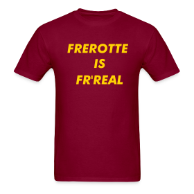 Frerotte Is Fr'Real ~ 351