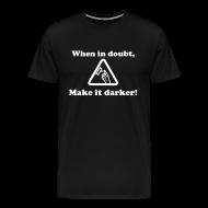 T-Shirts ~ Men's Premium T-Shirt ~ Make it Darker