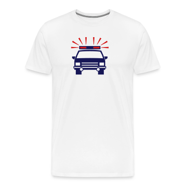 Natural police T-Shirts (Short sleeve)