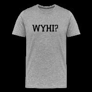 T-Shirts ~ Men's Premium T-Shirt ~ Would You Hit It?