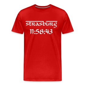 Strasburg 11:58:43 ~ 1850