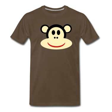 Chocolate monkey T-Shirts