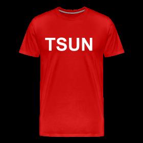 Red TSUN w/ White ~ 1850