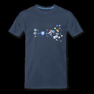 T-Shirts ~ Men's Premium T-Shirt ~ KDE Magic