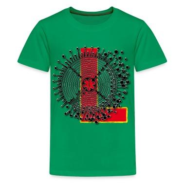 L Name Shirt Design