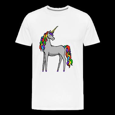 Unicorn Rainbow T-Shirts