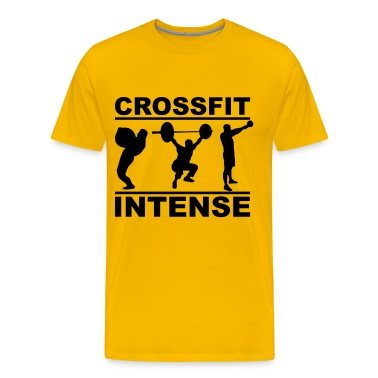 CrossFit Intense Main Shirt