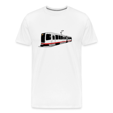J Church - San Francisco Muni Train T-shirt