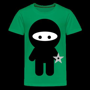 Ninja Boy - Kids Tee