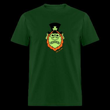 St Paddy's Day Stressed Leprechaun T-Shirts