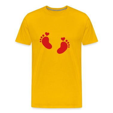 Baby feet T-Shirts