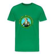 T-Shirts ~ Men's Premium T-Shirt ~ Liam the Leprechaun - Men's Tee