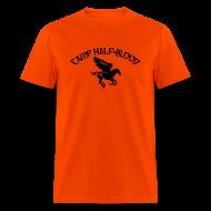 T-Shirts ~ Men's T-Shirt ~ CAMP Pegasus Half-Blood Men's  T-Shirt