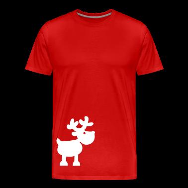 XMAS Reindeer T-Shirts