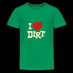I Heart Dirt - Kids ~ 1846