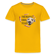 Kids' Shirts ~ Kid's Premium T-Shirt ~ MAPLE KIND