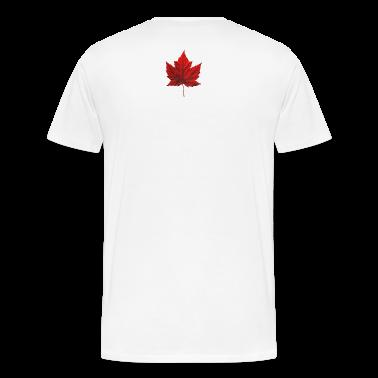 Men's Canada T-shirt I Love Canada 3XL Shirts Souvenir
