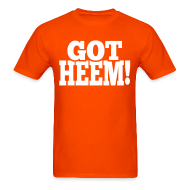 T-Shirts ~ Men's T-Shirt ~ Got Heem! - T-Shirt - Black