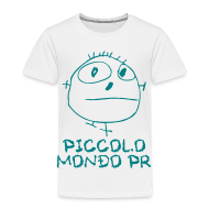 Baby & Toddler Shirts ~ Toddler Premium T-Shirt ~ Piccolo Kids Boy