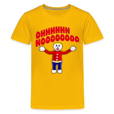 Mr. Bill Oh No Kids' Shirts