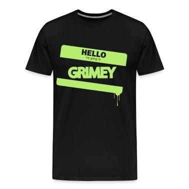hellogrimey T-Shirts