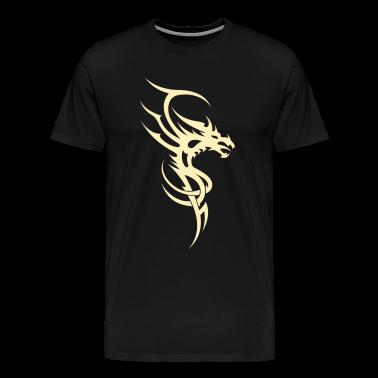 Dragon Tribal Tattoo 4 T-Shirts