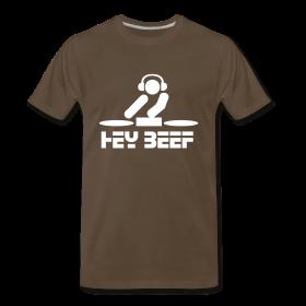 DJ Hey Beef t-shirt ~ 1850