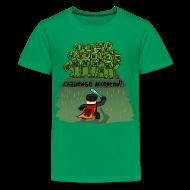 Kids' Shirts ~ Kid's Premium T-Shirt ~ Kid's T-Shirt: Horde of Creepers