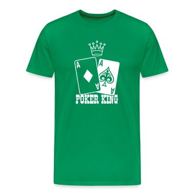 Poker - Poker King T-Shirts