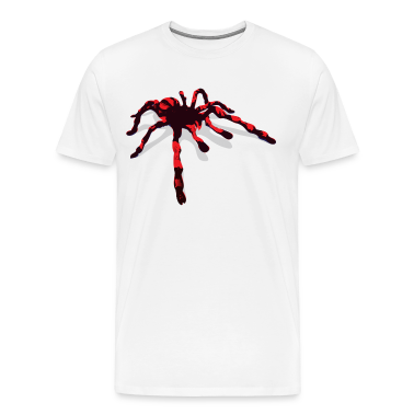 Giant Spider HD Design T-Shirts
