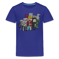 Kids' Shirts ~ Kid's Premium T-Shirt ~ The Cast