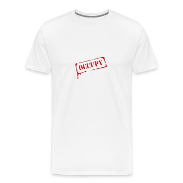 occupy street art T-Shirts