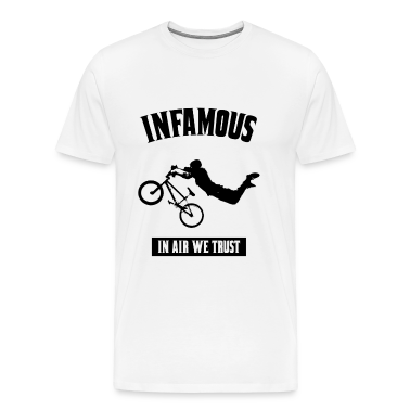 infamous - air we trust T-Shirts