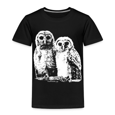 0189_7_16_12n Owlets (for dark shirts) Baby & Toddler Shirts